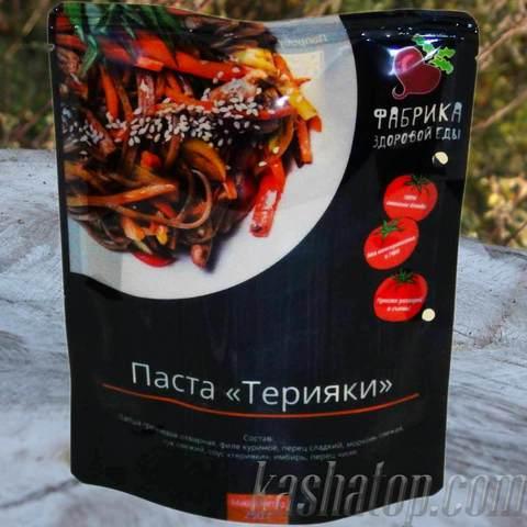 Паста 'Терияки' 'Фабрика здоровой еды', 250г