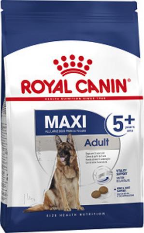 Royal Canin Maxi Adult 5+ сухой корм для собак крупных пород от 5 до 8 лет