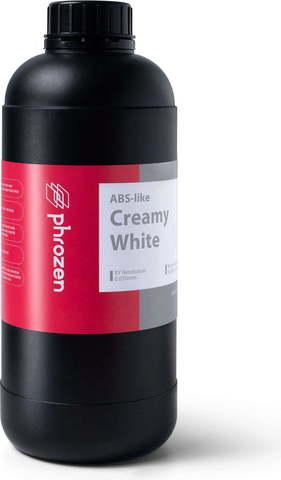 Фотополимер Phrozen ABS-like White, белый (1 кг)