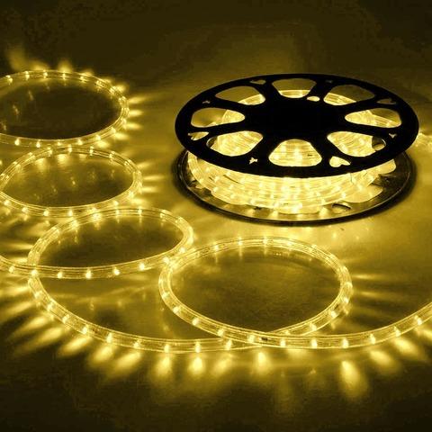 купить светодиодный дюралайт шланг теплобелый 50 метров оптом лед лэд LED