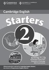 C Young LET 2Ed 2 Starters 2  Answer Booklet