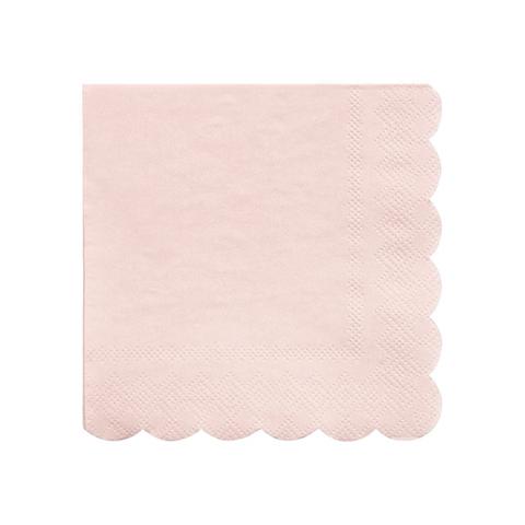 Салфетки темно-розовые