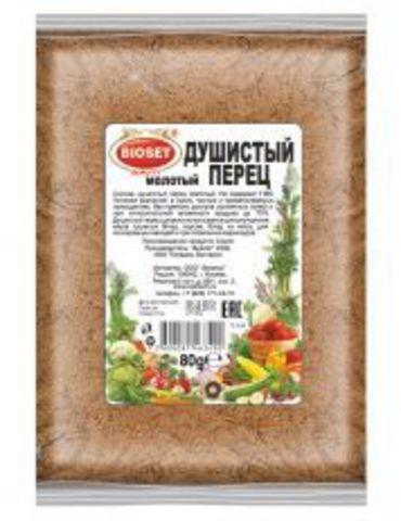 Душистый перец  (молотый), 80 гр.