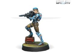Fusilier (вооружена MULTI Sniper Rifle)