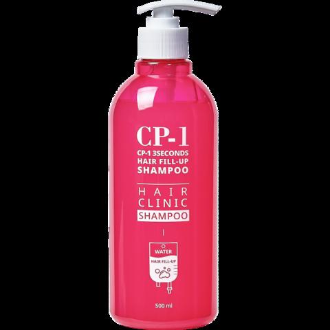 Шампунь для волос ВОССТАНОВЛЕНИЕ CP-1 3Seconds Hair Fill-Up Shampoo, 500 мл