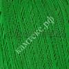 Пряжа Камтекс Денди (Мерсеризованный хлопок-100%) 044 (зеленая трава)