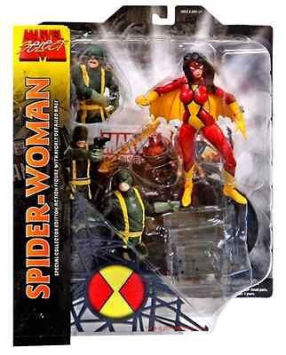 Марвел Селект фигурка Женщина-паук — Marvel Select Spider-Woman