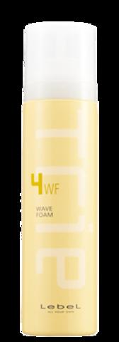Пена для укладки Trie WAVE FOAM 4