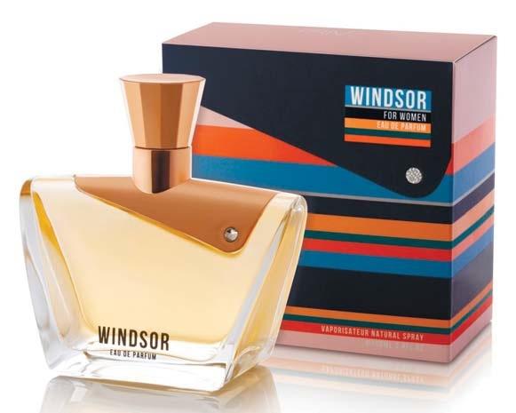 Пробник для Windsor Виндзор парфюмерная вода жен. 1 мл от Эмпер Emper