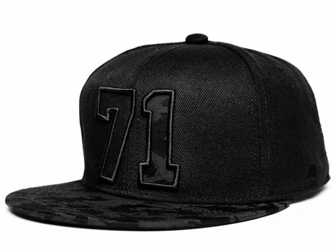 Бейсболка № 71 Snapback
