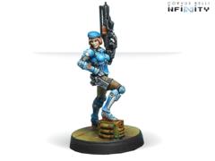 Fusilier (вооружена Heavy Machine Gun)