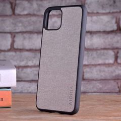Тканевый чехол Aioria для Google Pixel 4 (Серый)