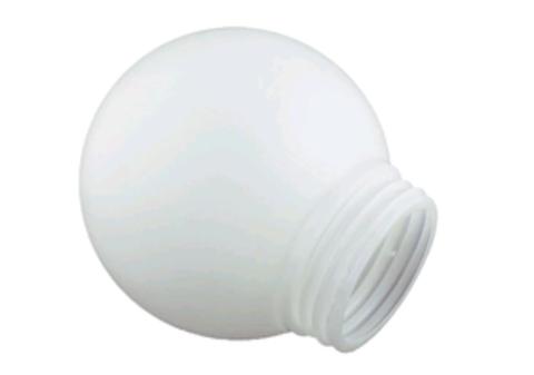 Плафон для светильников, d = 150 мм пластик