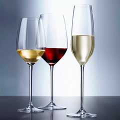 Набор фужеров для белого вина 420 мл, 6 шт, Fortissimo, фото 5