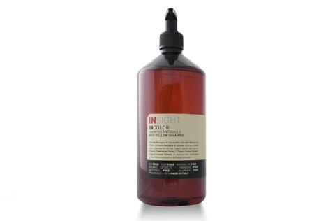 ANTI-YELLOW Шампунь для нейтрализации жёлтого оттенка волос (1000 мл)