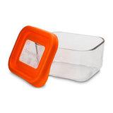 Прямоугольный контейнер 500 мл Frigovere Fun, артикул 698, производитель - Bormiolli Rocco