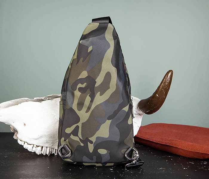 BAG488-3 Мужская сумка с одной лямкой через плечо фото 07