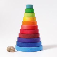 Пирамида радужная большая (Grimms)
