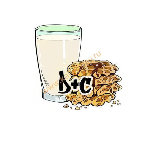 Табак B3 - D+C (Молочное печенье)