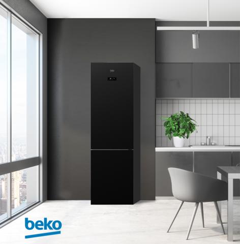 Холодильник Beko RCNK400E20ZGB