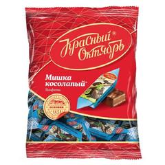 Конфеты шоколадные Красный Октябрь Мишка косолапый 200 г