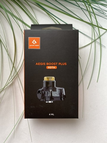 Картридж RDTA для Aegis Boost PLUS/PRO 4мл