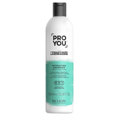 REVLON ProYou Moisturizer:  Шампунь увлажняющий для всех типов волос (Hydrating Shampoo), 350мл/1л