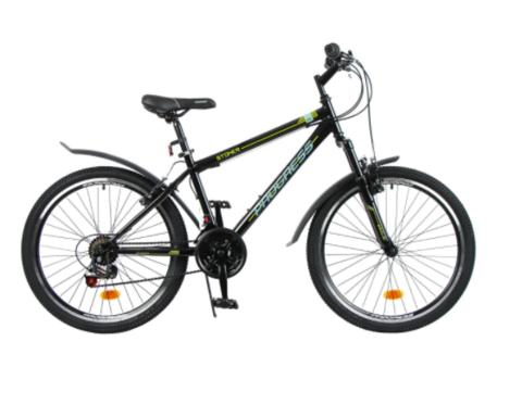 Подростковый велосипед Progress Stoner RUS 24
