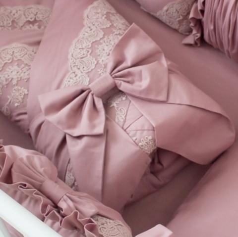 Бант на одеяло- конверт