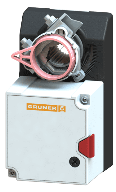 Gruner 227S-230-05-P5 электропривод