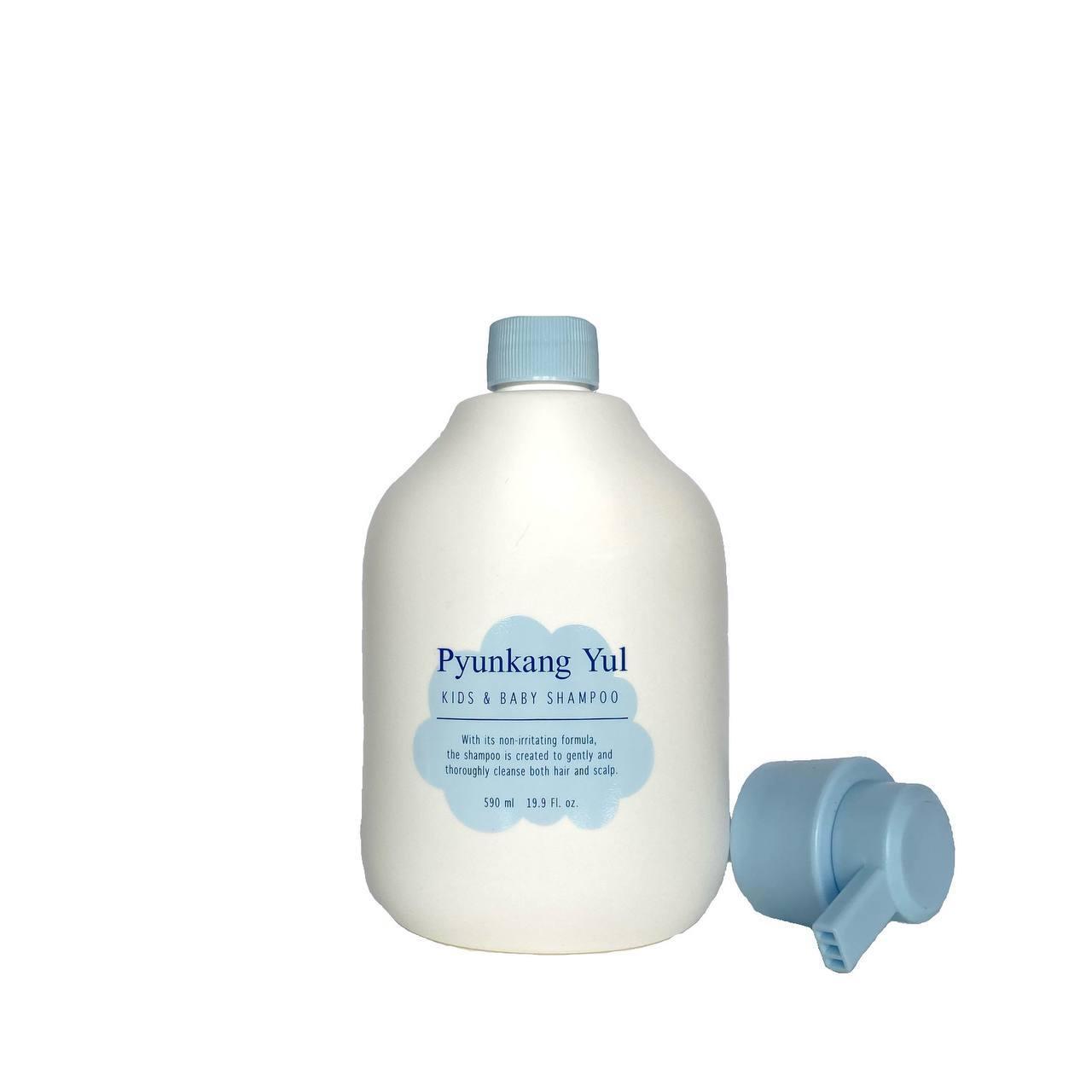 Шампунь детский Pyunkang Yul Kids & Baby Shampoo 590 мл