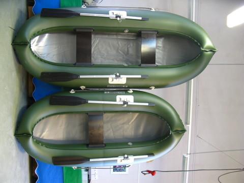 Надувная гребная лодка ПВХ Stream Тузик 2