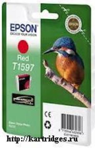 Картридж Epson T15974010