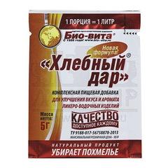 Комплексная пищевая добавка Хлебный дар, 5 г на 1 л