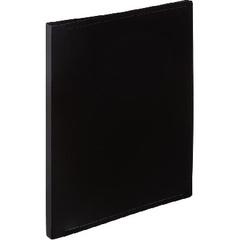 Папка с зажимом Attache Economy А4 0.5 черная (до 120 листов)