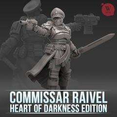 Commissar Raivel HoDE