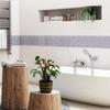 Смеситель для ванны с душевым комплектом AQUANOVA FLY 5505YKT1 - фото №2