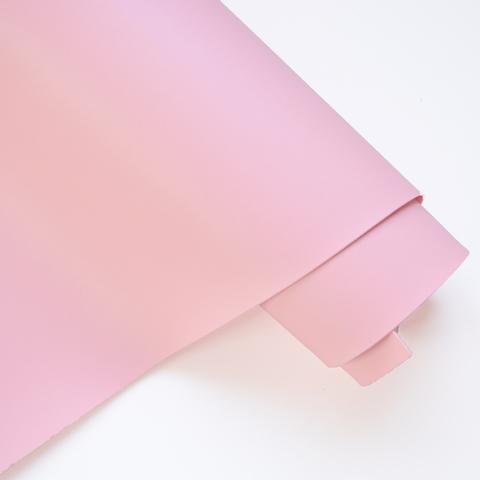 Кожзам переплетный матовый, розовый ULTRA