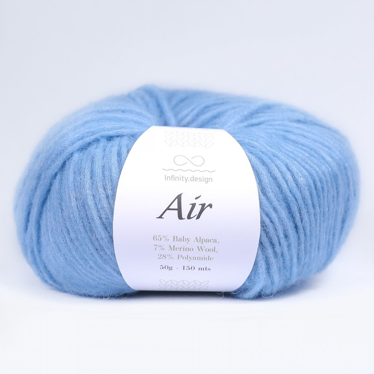 Пряжа Infinity Air 6052 джинс