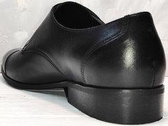 Мягкие туфли мужские осенние Ikoc 2205-1 BLC.