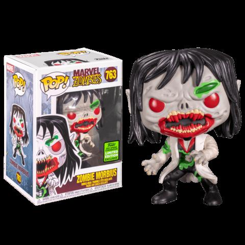 Zombie Morbius (Exc) Funko Pop! || Зомби Морбиус