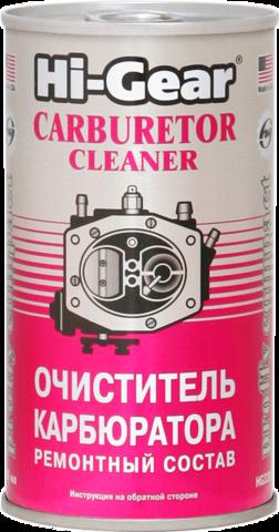 3205 Очиститель карбюратора  PROFY COMPACT CARBURATOR  CLEANER 295 мл(b), шт