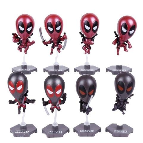 Фигурка мини башкотряс Дэдпул — Deadpool Marvel
