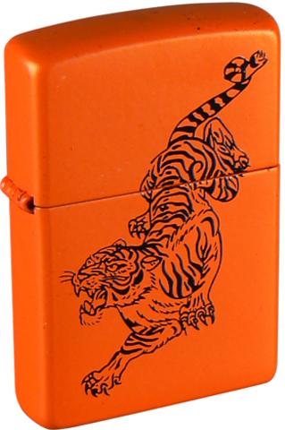 Зажигалка Zippo Tiger