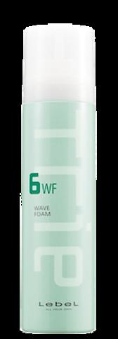 Пена для укладки Trie WAVE FOAM 6