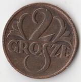K7515, 1927, Польша, 2 гроша