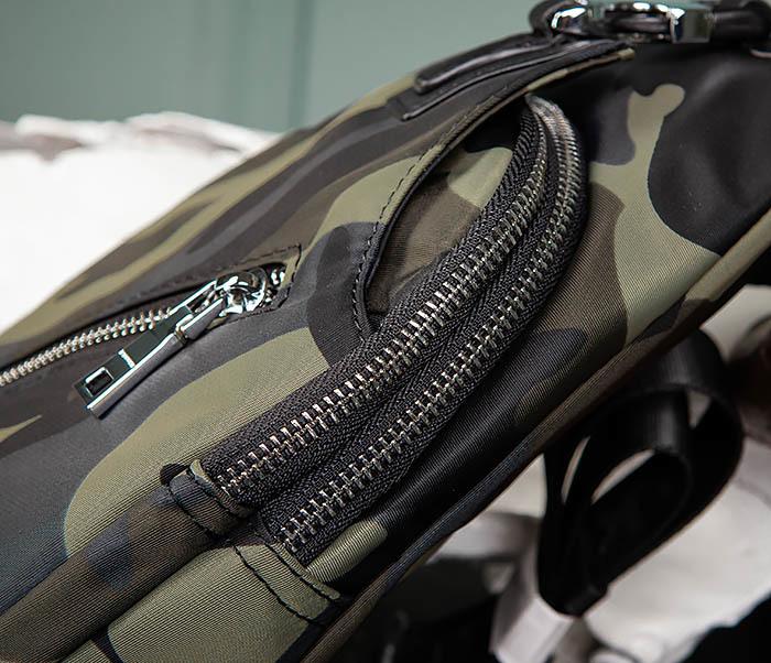 BAG488-3 Мужская сумка с одной лямкой через плечо фото 09
