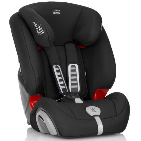 Автокресло Britax Roemer Evolva 1-2-3 Plus Cosmos Black