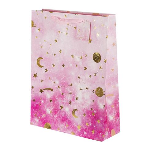 Пакет подарочный Pastel Sky 32*42*11.5 4