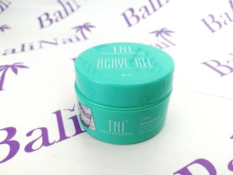 Acryl Gel TNL - прозрачный (18 мл.)
